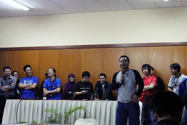 Perkenalan MVP Indonesia