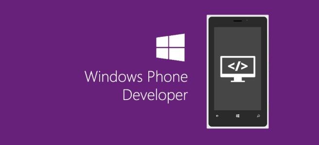 Windows Phone Developer
