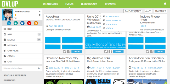 DVLUP1