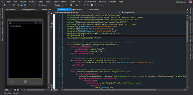 Visual Studio Sublime Theme