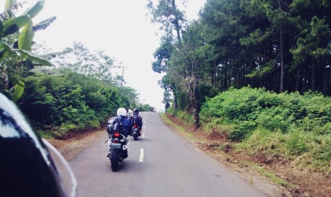 Perjalanan Menuju Ujung Genteng