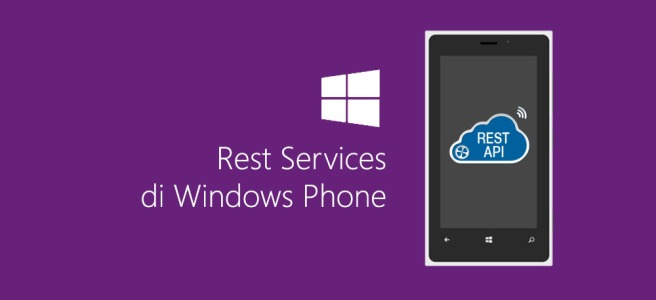 Rest Service di Windows Phone