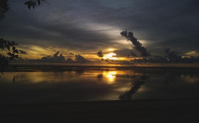 Sunset Ujung Genteng
