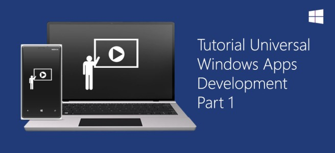 Universal Windows Apps Dev Part 1