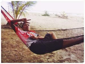 Bersantai di Banda Gadang