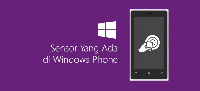 Sensor Windows Phone