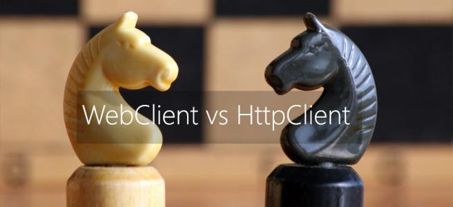 WebClient vs HttpClient