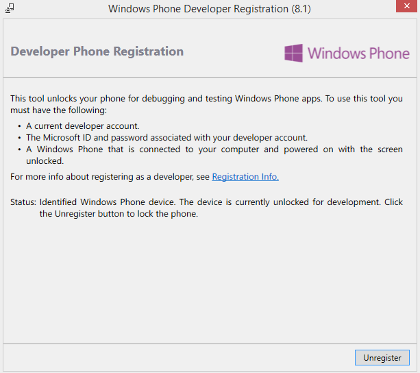 Lumia 920 Unlock Successful
