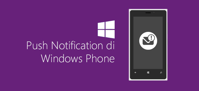 Push Notification di Windows Phone