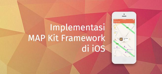 Map Kit Framework Cover