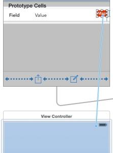 Menghubunkan tombol map dengan map view controller