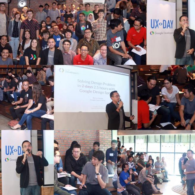 Google UX Day Jakarta