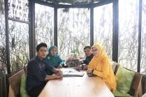 Didalam Sangkar Dusun bamboo