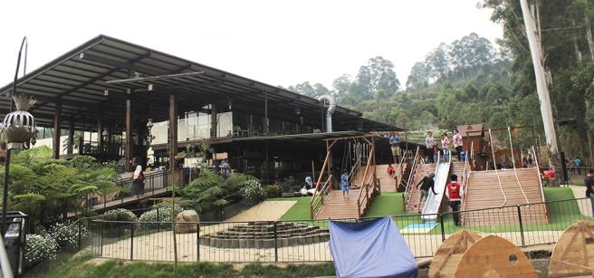 Dusun Bambu Playground