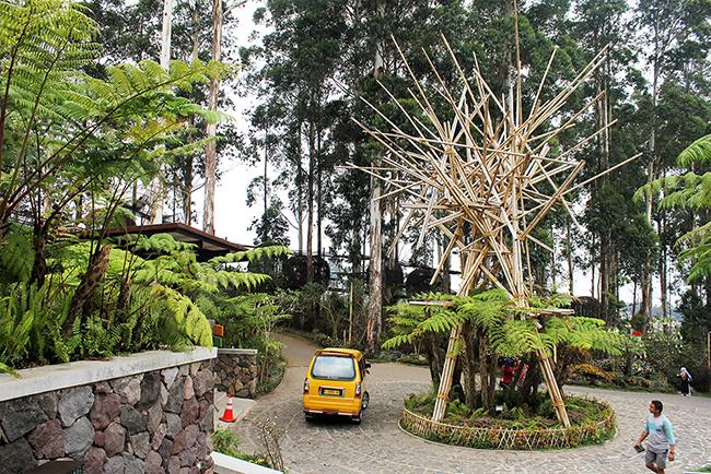 Pintu Masuk Dusun Bambu